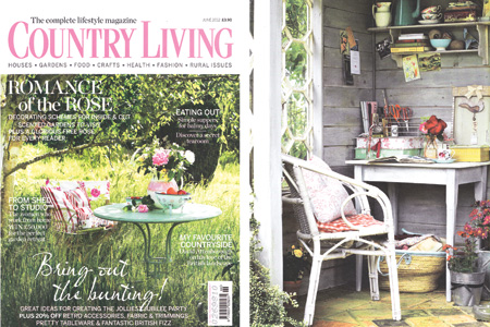 Country Living June 2012