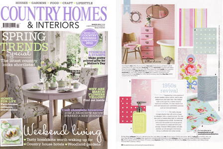 Country Homes March 2012